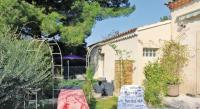 tourisme Tarascon Holiday home Chateauneuf De Gadagne with Outdoor Swimming Pool 432