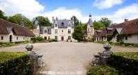 Chambre d'Hôtes Centre Château de Troussay Loire Valley