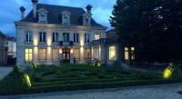 Chambre d'Hôtes Rachecourt sur Marne La Maison Dans le Parc