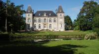 tourisme Reigneville Bocage Chateau des poteries