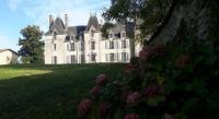 Chambre d'Hôtes Saint Germain de Longue Chaume Chateau du Pont Jarno