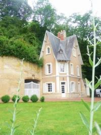 Chambre d'Hôtes Nouzilly Maison Dans Le Parc Du Château