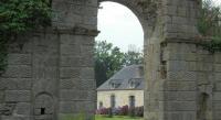 tourisme Montsûrs Château de la Chasse-Guerre