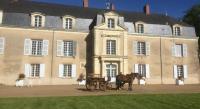 Chambre d'Hôtes Saint Laurent du Mottay Chateau De Piedouault