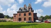 Chambre d'Hôtes Les Trois Pierres Chateau Gruchet Le Valasse