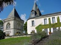 Chambre d'Hôtes Sablons Chateau Lague