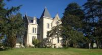 Chambre d'Hôtes Sainte Bazeille Chateau Mathias