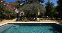 tourisme Entrechaux Le Jardin de Mazan