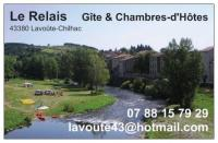 Chambre d'Hôtes Auvergne Le Relais