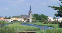 Chambre d'Hôtes Notre Dame de Riez Chevrefeuille et Eglantine