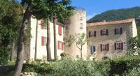 Chambre d'Hôtes Campestre et Luc Chateau de la Rode