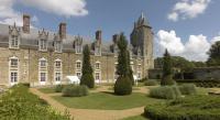 tourisme Sévérac Château de la Groulais