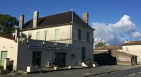 tourisme Jonzac Le Cheval Blanc