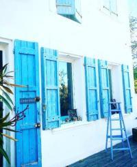 tourisme Marseille 16e Arrondissement Le volet bleu