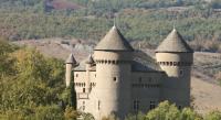 Chambre d'Hôtes Saint Georges de Lévéjac Chateau de Lugagnac