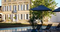 Chambre d'Hôtes Les Lèves et Thoumeyragues Chateau la Maronne