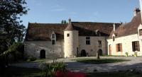 Chambre d'Hôtes Ségrie Fontaine Ferme-Château de Cordey - Spa
