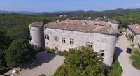 tourisme Saint Sauveur de Cruzières Château de Rousson