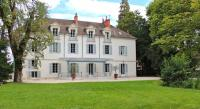 tourisme Molinot Château de tailly