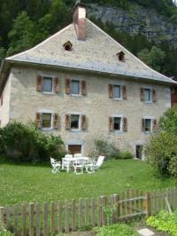 Chambre d'Hôtes Vinzier Le Château