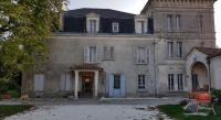 tourisme Chassors Château de Champblanc