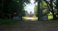 tourisme Landivy Château de la Basmaignée