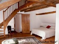 Chambre d'Hôtes Couy Chateau la Grand'Cour