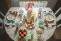 Le Relais de Victorine-Un-petit-dejeuner-complet