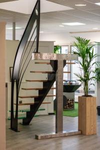 Idée de Sortie Diors HV Escaliers Concept