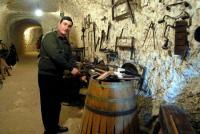 Idée de Sortie Auzouer en Touraine Caves Cathelineau
