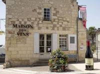 Idée de Sortie Benais La Maison des Vins de Bourgueil