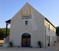 Idée de Sortie Savigny en Véron Vignobles du Paradis