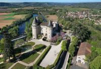 Idée de Sortie Boissières Château de Mercuès