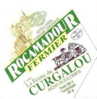 Idée de Sortie Montfaucon Ferme de Curgalou : Fromages de Chèvre Rocamadour AOP