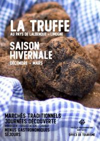 Idée de Sortie Belfort du Quercy Journée Truffe, le diamant noir du Quercy