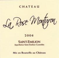 Idée de Sortie Saint Magne de Castillon Château La Rose Monturon