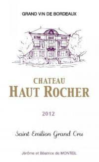 Idée de Sortie Saint Magne de Castillon Château Haut Rocher