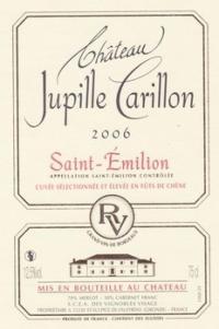 Idée de Sortie Vignonet Château Jupille Carillon et Jucalis