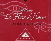 Idée de Sortie Vignonet Château La Fleur d'Horus