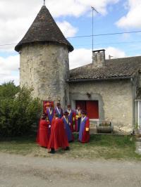 Idée de Sortie Pessac sur Dordogne Château Tour de Goupin