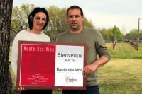 Idée de Sortie Nastringues Château Roque Peyre - GAEC de Mazurie
