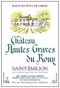 Idée de Sortie Vignonet Château Hautes Graves du Rouy