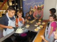 Idée de Sortie Eyzerac Ateliers Pt'its chefs  7-12 ans