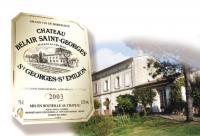Idée de Sortie Montagne Château Belair Saint-Georges