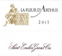 Idée de Sortie Vignonet Château La Fleur d'Arthus