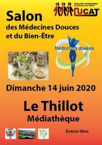 SALON-DES-MeDECINES-DOUCES-ET-DU-BIEN-eTRE Le Thillot