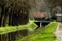 Idée de Sortie Presly Sente Bleue : balade le long du canal Sans Queue Ni Tête
