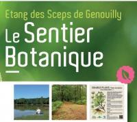 Idée de Sortie Dampierre en Graçay Sentier botanique