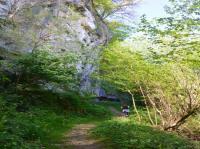 Dans les pas des Hommes de Lascaux Etape1: Terrasson-St Amand de Coly-Credit-cg24
