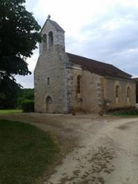 Idée de Sortie Sainte Eulalie d'Ans Boucle de Chourgnac d'Ans